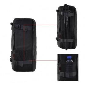 multi pocket back pack purse