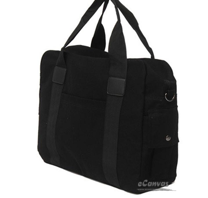 ... mens black canvas tote bag cheap ... ba152dd15998c