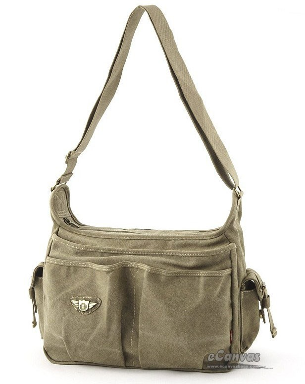 Shoulder Bag Canvas Messenger Bag Shoulder Across Shoulder Bag Jpg