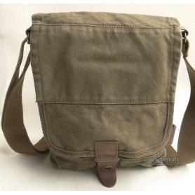 army green small messenger bag