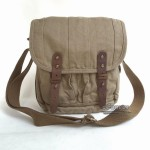 Shoulder bag, tactical shoulder bag, canvas tote bag personalized 3 colors