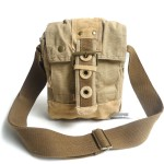 Small shoulder bag, shoulder bag men, canvas tote bag 3 colors