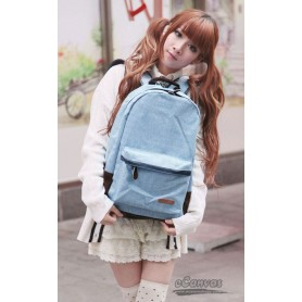 girlsblue school backpack