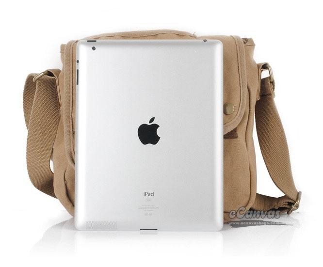 Mini messenger gadget bag, small messenger bag for men, slim ...