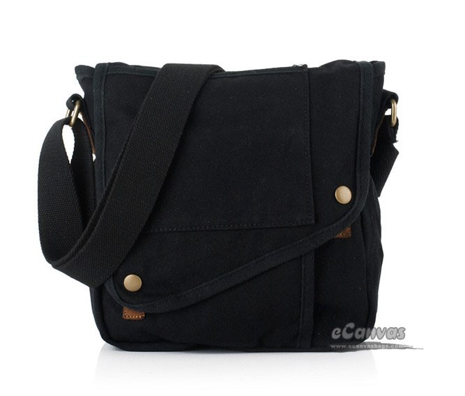 ... black small messenger bag for men ... be3aed0389e27