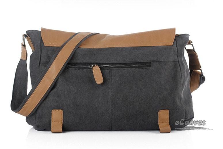 ba5561cc3693 Black messenger bag · mens Black messenger bag · across the shoulder bag ...