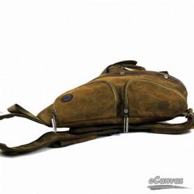 canvas Cross body sling bag
