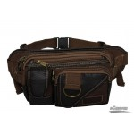 Canvas awesome fanny pack, coffee belt pack, belly bag