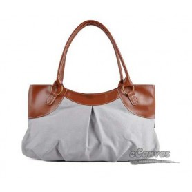 Ladies travel tote grey