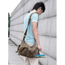 Bag pack for men army green
