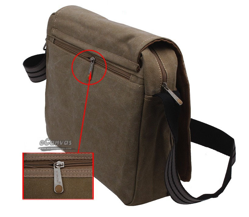 Cool messenger bag khaki, black shoulder bag for men, coffee best ...