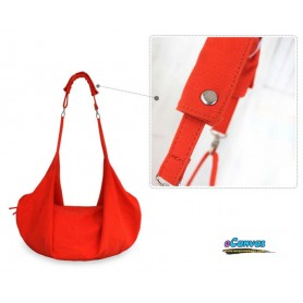 canvas shoulder women bag