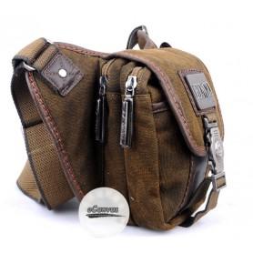 khaki Lumbar fanny pack