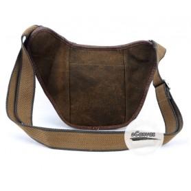 canvas khaki tactical waist pack