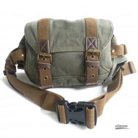 green waist pack