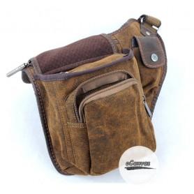 canvas Cheap messenger bag