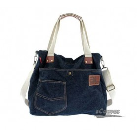 Canvas tote, Canvas fashion bag, Canvas handbag