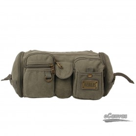 army green unique fanny pack
