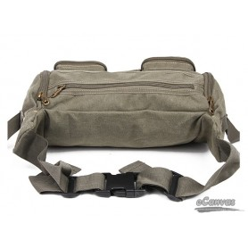 army green Travel waist bag