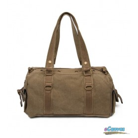 mens shoulder bag khaki