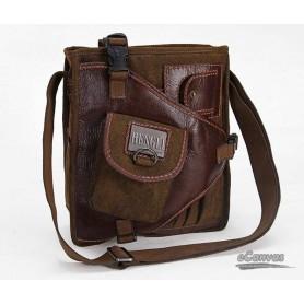 khaki Shoulder bag for men