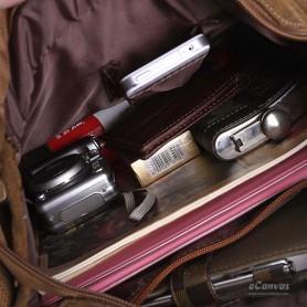 mens vintage travel bag