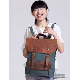 womens retro backpack