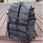 Blue DSLR Camera rucksack waterproof