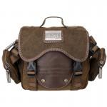 Organizer bag, canvas brief case, khaki boys briefcase