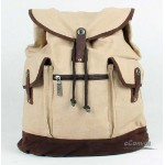 Western backpack, khaki western pack backpack, unique backpack