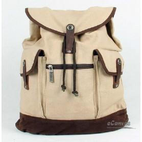 Western backpack, khaki western pack backpack, unique backpack