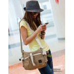 IPAD bag, khaki messenger bag, messenger bag for girls