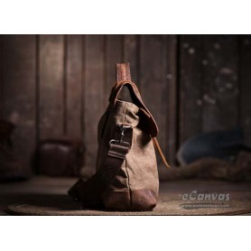 khaki Awesome messenger bag