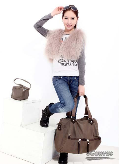 Womens messenger bag black, coffee travel messenger bag for women ...