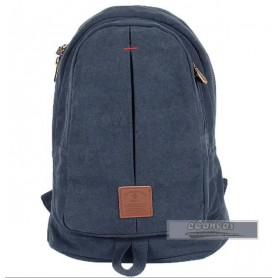 navy Women backpack