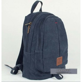 navy backpack for laptop