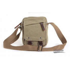 khaki Promotional messenger bag