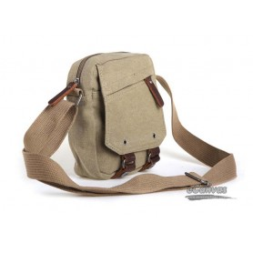 khaki messenger bag girls