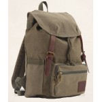 army green daypack hiking
