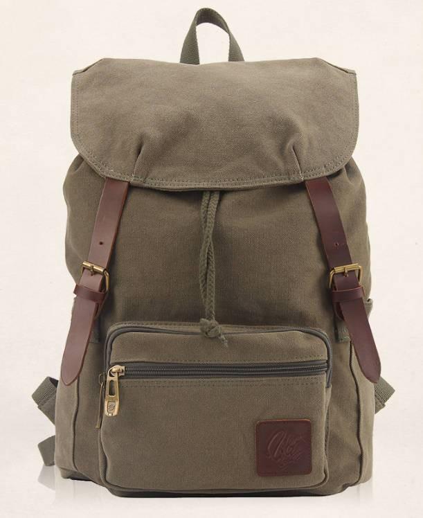 35d3b815d822 army green daypack hiking · army green Cute girl backpack ...