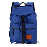 Blue backpack, casual backpack, computer backpack