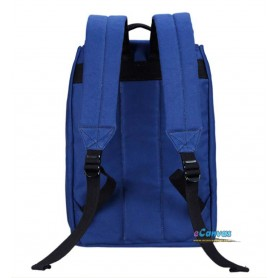mens blue casual backpack