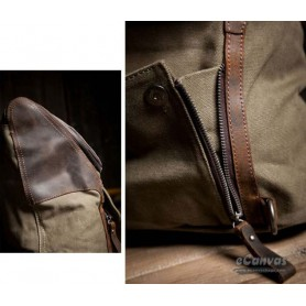 canvas Personalized backpack