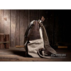 beige outdoor products backpack