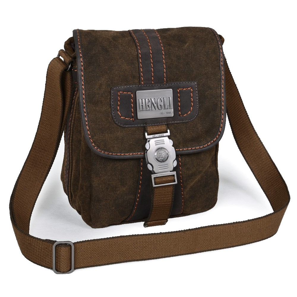 4d32b7c4bb6 ... Bagail 15 Inches Laptop Bag Men Canvas Minimalist Crossbody Handbag  Leisure Business Shoulder Coach Crossbody Bags Men S Manhattan Bike Bag In  Varsity ...