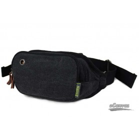 canvas security fanny pack