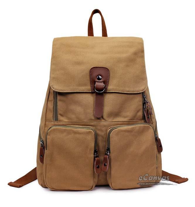 14 Laptop Backpack Students Bag Book