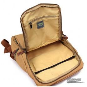 canvas students bag