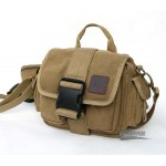 khaki Canvas bag for men and women