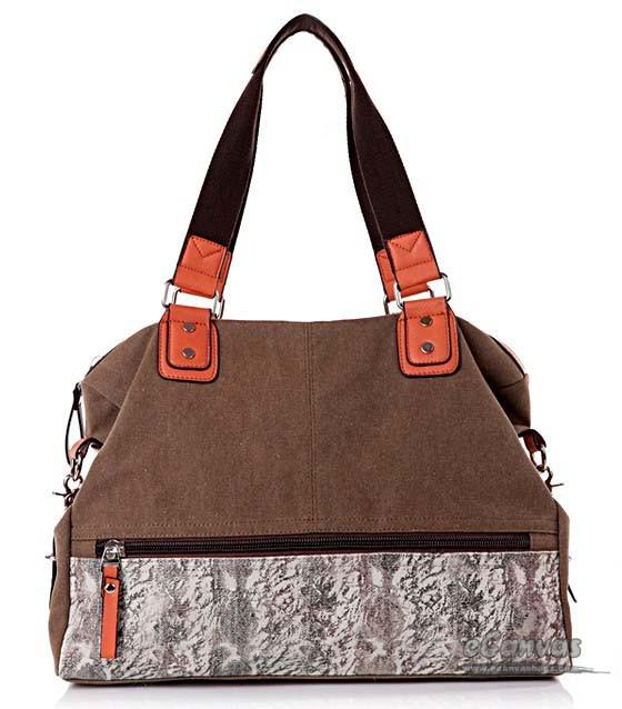 Womens messenger bag, stylish messenger bag for women - E-CanvasBags